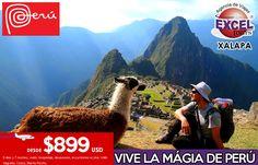Este 2016 Vive la magia del Perú y descubre todas las maravillas que te esperan!, Aparta tu viaje y el resto poco a poco hasta 30 días antes del inicio del viaje. RESERVA YA!