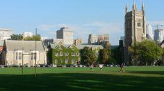 """Toronto City Council: Designate U of T Back Campus a """"Cultural Heritage Landscape"""" Chemical Plant, Toronto City, University Of Toronto, City Council, Outer Space, Ontario, Dolores Park, Ocean, Landscape"""