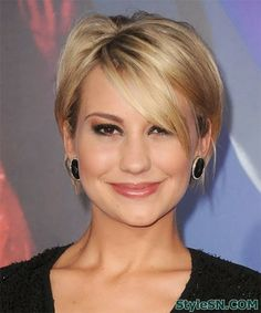 Fantastic Straight Blonde Hair Bob Hairstyle
