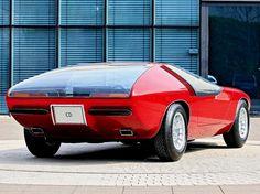 1969 Opel CD Diplomat concept