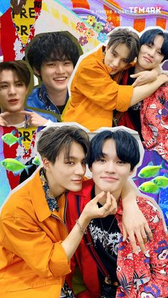 Nct 127 Mark, Mark Nct, Nct Chenle, I Love My Dad, Jeno Nct, Wallpaper Pc, Kpop Boy, Nct Dream, Wall Prints