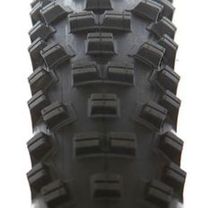 WTB VIGILANTE - Born from the need to race in European enduro events, the Vigilante is our premier aggressive All Mountain tire, and first choice for Team WTB's Mark Weir.  The square-lugged open-tread pattern offers stability in loose or wet terrain, while the stiff outside knobs grip at lean angles like nobody's business.  This is the tire to ride when you are giving it your all.