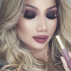"""""""@gerardcosmetics """"Cher"""" liquid lipstick is everything ❤️ use code """"Alinak"""" to get 40% off on all regular priced items on their site"""""""