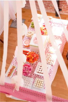 Please Check out our fun baby shower ideas at www.CreativeBabyBedding.com