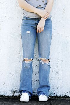 Jean-ius Style Flare Jeans