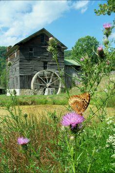White's Mill, Abingdon, Plymouth County, Massachussetts, USA