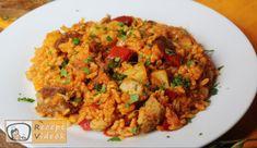 Jambalaya recept, jambalaya elkélszítése 6. lépés Jambalaya, Fried Rice, Fries, Chinese, Ethnic Recipes, Food, Essen, Meals, Nasi Goreng