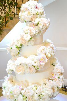Wedding cake Wedding Cakes Pinterest Wedding Cakes and