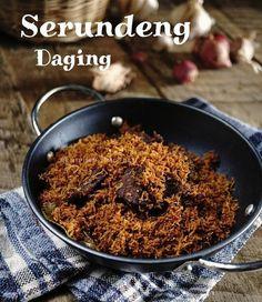 Dessert Drinks, Desserts, Indonesian Food, Fritters, Creative Food, Beef Recipes, Crockpot, Chili, Good Food