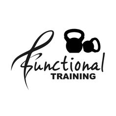 Studio logo - Functional training #logo #design #graphicdesign