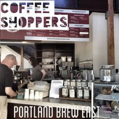 Portland Brew East Nashville Coffee Shop Review