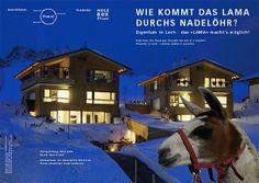 Werbebroschüre #brochure Desktop Screenshot, Movie Posters, Movies, Design, Apartments, Films, Film, Movie