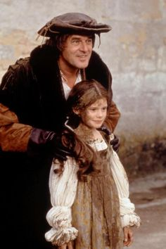 Ever After (1998) Starring: Jeroen Krabbé as Auguste de Barbarac and Anna Maguire as the young Danielle.