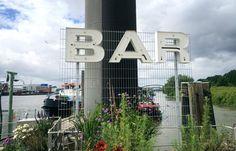 Container Café  Entenwerder1 Hamburg