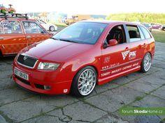 Skoda Fabia GT combi Skoda Fabia, Mk1, Automobile, Cars, Sports, Race Cars, Motor Car, Sport, Autos