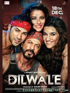 Click on Image to download Dilwale_movie_poster