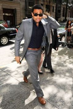 Michael Ealy - beautiful and well dressed
