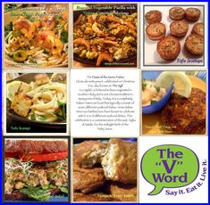 Christmas Eve is traditionally the Feast of the Seven Fishes. Here is a vegan spin on that tradition. http://thevword.net/2013/12/thefeastofsevenveganfishes.html