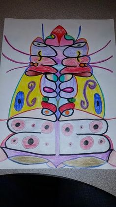 Symmetry, Reflection, Name Bugs