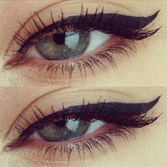 Love this , Gonna start doing this for my makeup (: