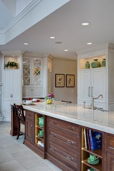 Time-Honored Traditional Kitchen