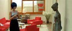 Interiors from Godard's Contempt