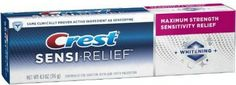 Reset! $1/1 Crest Sensi-Relief Toothpaste - Only $0.99 at Rite Aid! - http://www.livingrichwithcoupons.com/2014/04/crest-sensi-relief-coupon-1-00-off-deal.html