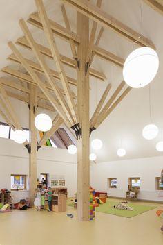 Gallery - Kindergarten in Dobrin / ATELIER 8000 - 12