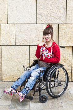 _99a5710 Spinal Cord Injury, Disabled People, Cerebral Palsy, Le Jolie, Pretty People, Lady, Character Inspiration, Fashion Models, Skinny