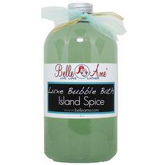 Island Spice Bubble Bath
