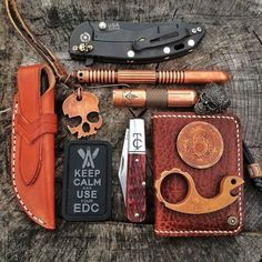 Keep Calm and Carry Your EDC