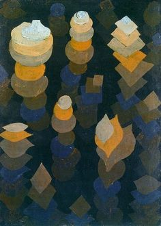 Growth of the nocturnal plants 1922 - solitary dog sculptor: Painter: Klee Paul - Part 11 - Links Abstract Expressionism, Abstract Art, Paul Klee Art, Wall Art Prints, Canvas Prints, Frames For Canvas Paintings, Affordable Wall Art, Wassily Kandinsky, Elements Of Art