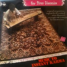 Dorothy Ashby - Music to instant Karma