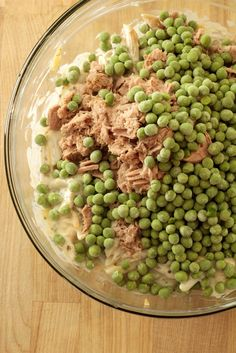 Healthy Tuna Casserole - 6/24/12 This was super easy to make and VERY DELICIOUS.