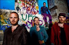 Coldplay!! <3 <3 <3