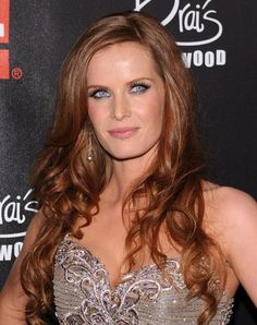 Rebecca Mader. Warm or Soft Autumn. I think she's either Dramatic Classic or Soft Dramatic