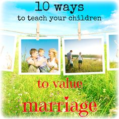 There is something that is very important to teach our children about from a very early age - Marriage. Our children see our marriage. They understand Love And Marriage, Family Life, Good To Know, My Boys, Your Child, Daddy, Parenting, Teaching, Activities