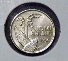 1990 - Finland - 10 Pennia - MBC003
