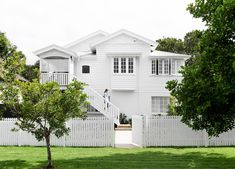 A Queenslander Reno Est Editor at Large Sian MacPherson shares a look at her Queenslander reno completed in just eleven weeks, with some help from our friends at Laminex.