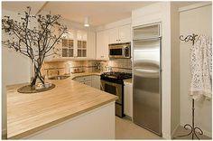 Carrier and Company | Portfolio: West Village Apartment | Kitchen