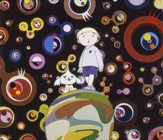 Jellyfish Eyes de Takashi Murakami