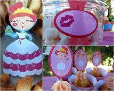 Dulce fiesta de sapos y princesas