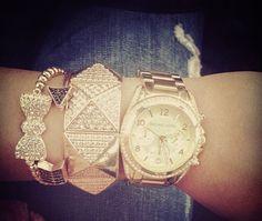 We love a Michael Kors watch!