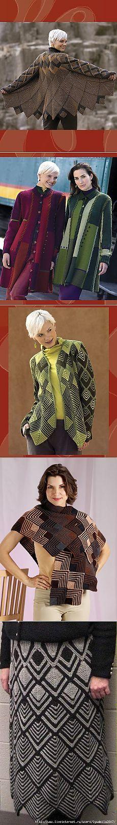 A maglia progettista patchwork Jane affettatrice-Smith - Artigianato