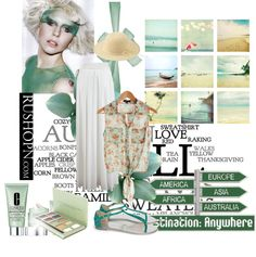 """""""Beautiful Green"""" by ailly87 on Polyvore"""