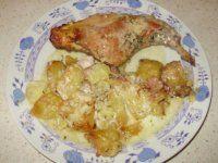 Králík po pytlácku Chicken, Meat, Cubs