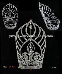 alibaba peacock crowns | ... Buy Pageant Crown,Rhinestone Crown,Big Crown Product on Alibaba.com