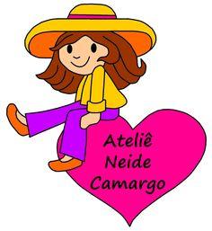 Logotipo do Ateliê Neide Camargo