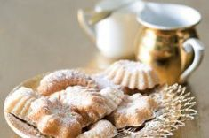 Dvanáctero cukroví   Apetitonline.cz Christmas Baking, Christmas Cookies, Christmas Recipes, Apple Pie, Garlic, Cheesecake, Menu, Vegetables, Breakfast