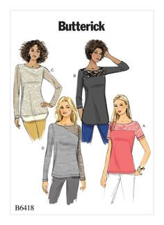Sewing Clothes, Diy Clothes, Clothes For Women, Ladies Clothes, Mccalls Patterns, Sewing Patterns, Vintage Patterns, Clothing Patterns, Dress Patterns